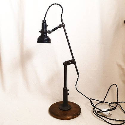Singer bordlampe hanske fabrikk factory Oslo Norway