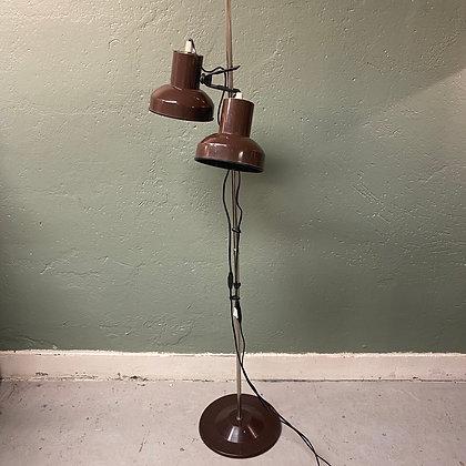 Brun stålampe Belid