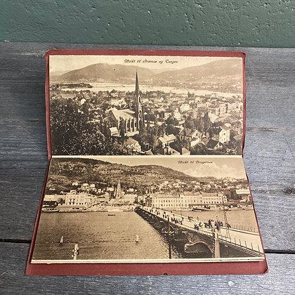 Postkortsamling fra Drammen