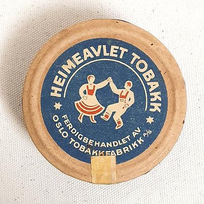 Heimavlet tobakk Oslo tobakkfabrikk