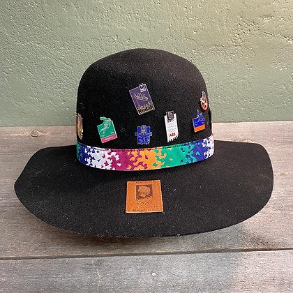 Lillehammer 1994 OL hatt med pins