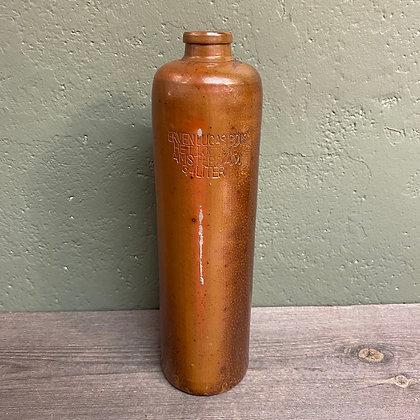 Gammel Bols-flaske ca 1900