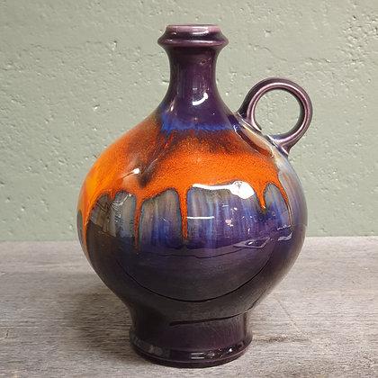Hutschenreuther Fat Lava vase