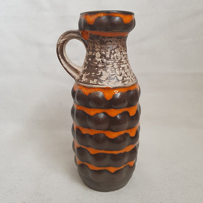Bay 6520 vase keramikk fat lava west germany