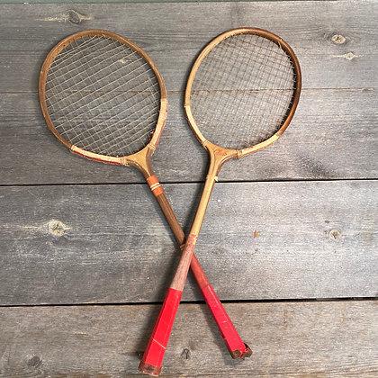 Club tennisrackerter