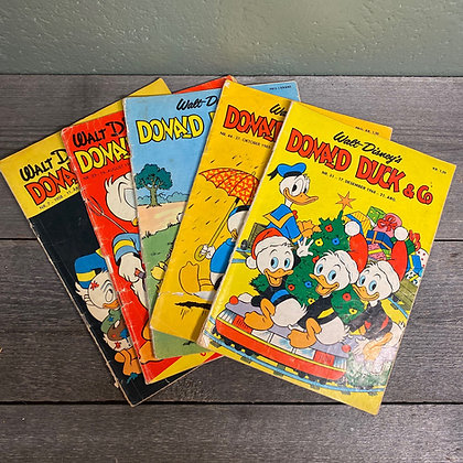 Gamle Donald Duck & co