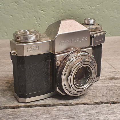 Contaflex Zeiss ikon kamera