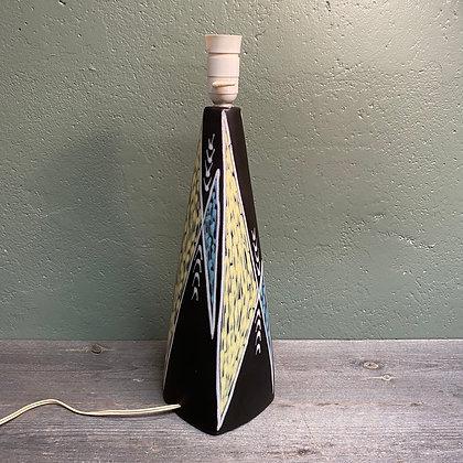 Flott Søholm Burgundia bordlampe