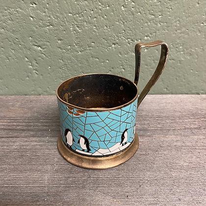 Emaljeholder kopp