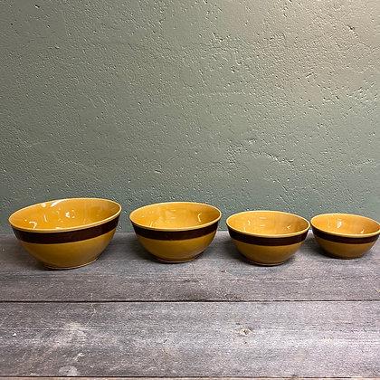 Keramikk boller sett 4 stk GDR ISA