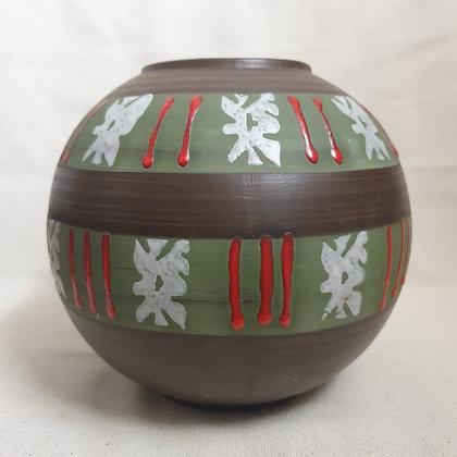 Carstens 1237 - 18 vase