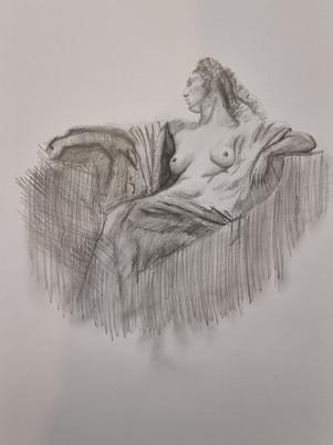 Herrmann Paul Sample by James Carter Art