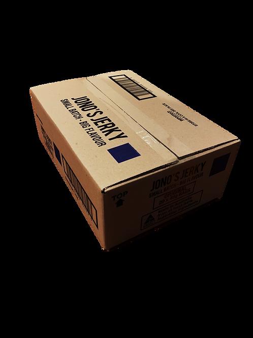 Jerky Carton (20 x 40g bags)