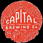 Jonos Jerky Craft Beer series Capital Brewing Co logo