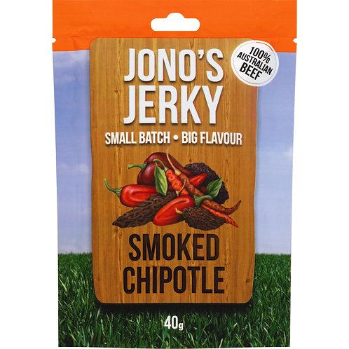Smoked Chipotle Jerky