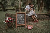 PicNic pré casamento.
