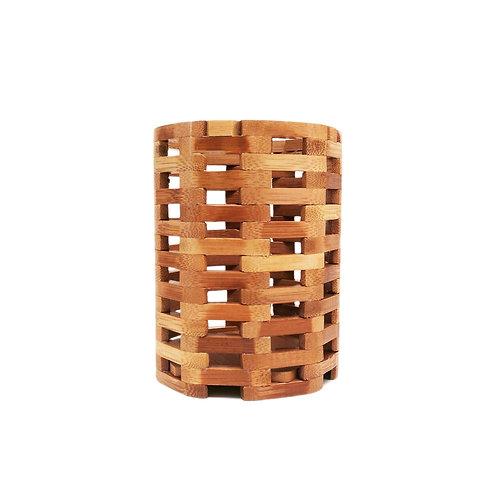 竹製餐具架