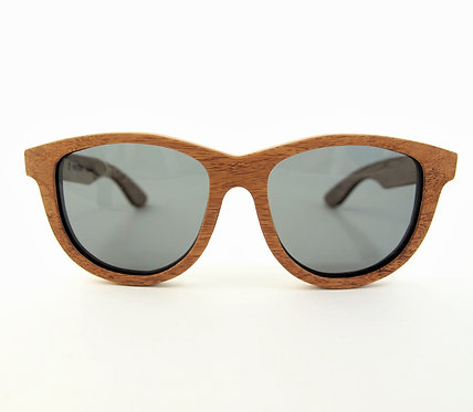Bamboo Sunglasses with Grey Lens
