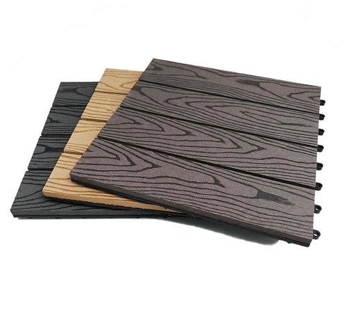 VOLLER 木紋合成戶外格子