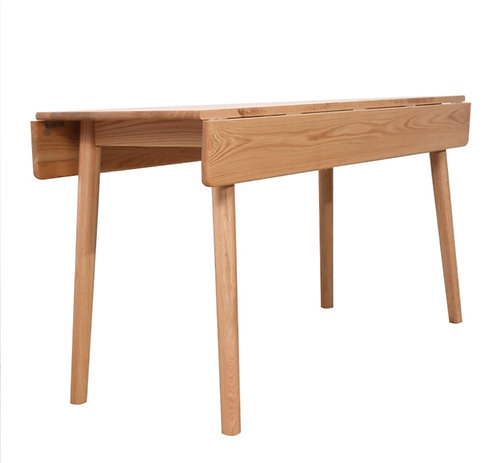 OPAL III Solid Oak Table $4,380 + Delivery $500
