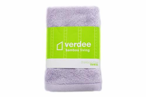 特級竹纖維毛巾-薰衣草色