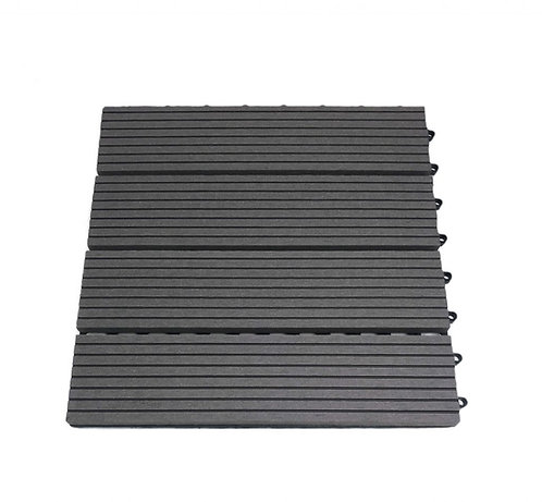 VOLLER Eco Composite Grooved Decking Tile