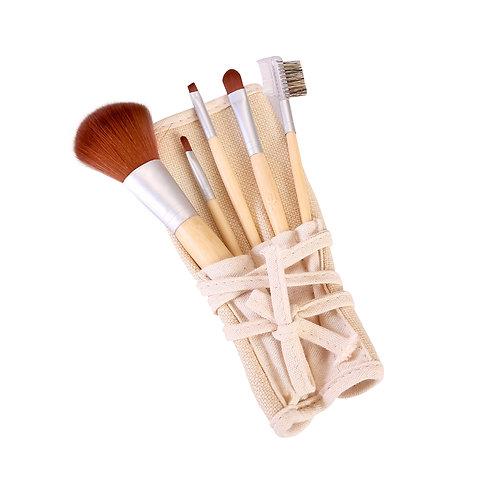 5-Pc Cosmetic Brushes Set