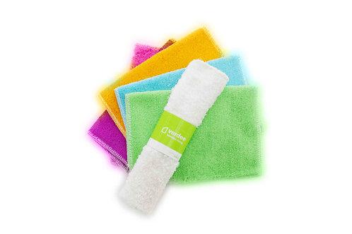 竹纖維洗碗布3件裝