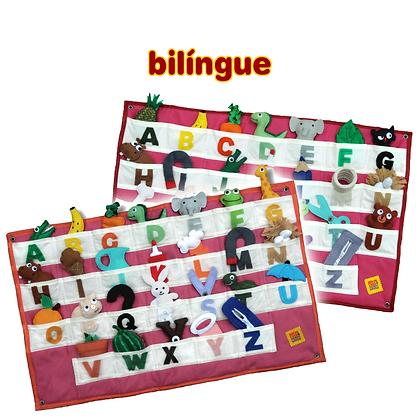 ABCdarinho Bilíngue