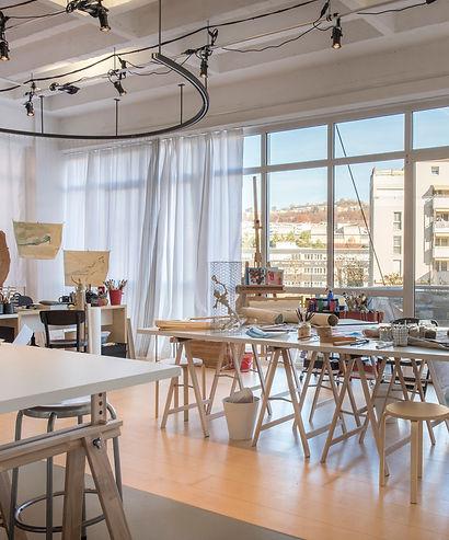 LOFT Atelier Créatif, Lausanne, Art Studio, Cooking & Painting Classes, Event Space Rental