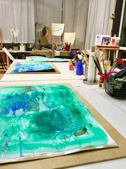 LOFT Atelier Créatif, Lausanne