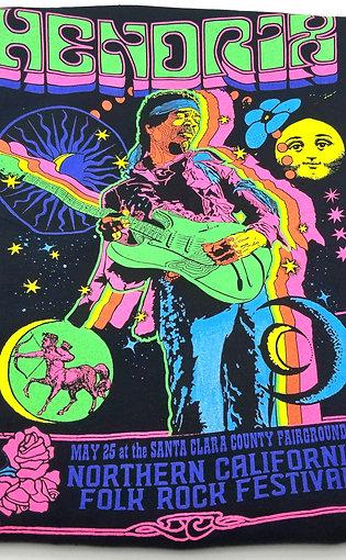 Hendrix Northern California