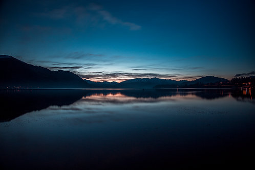 Day Turns To Night, Wanaka