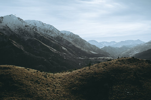 Queenstown Mountains