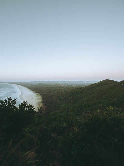 Misty Mornings 2 / Byron Bay