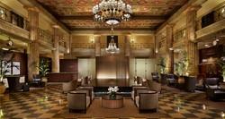 Ben Franklin Hotel Lobby