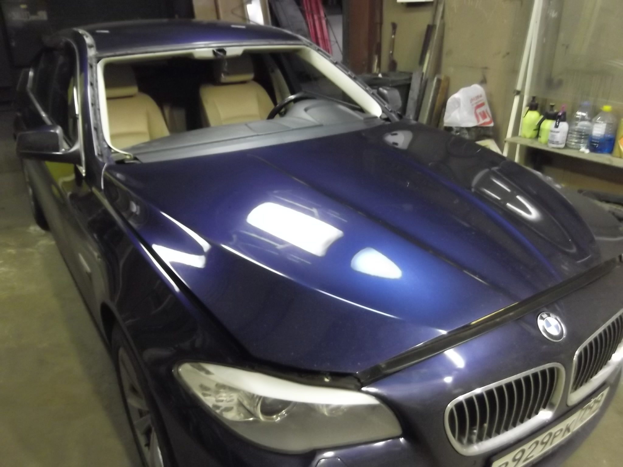 автостёкла BMW
