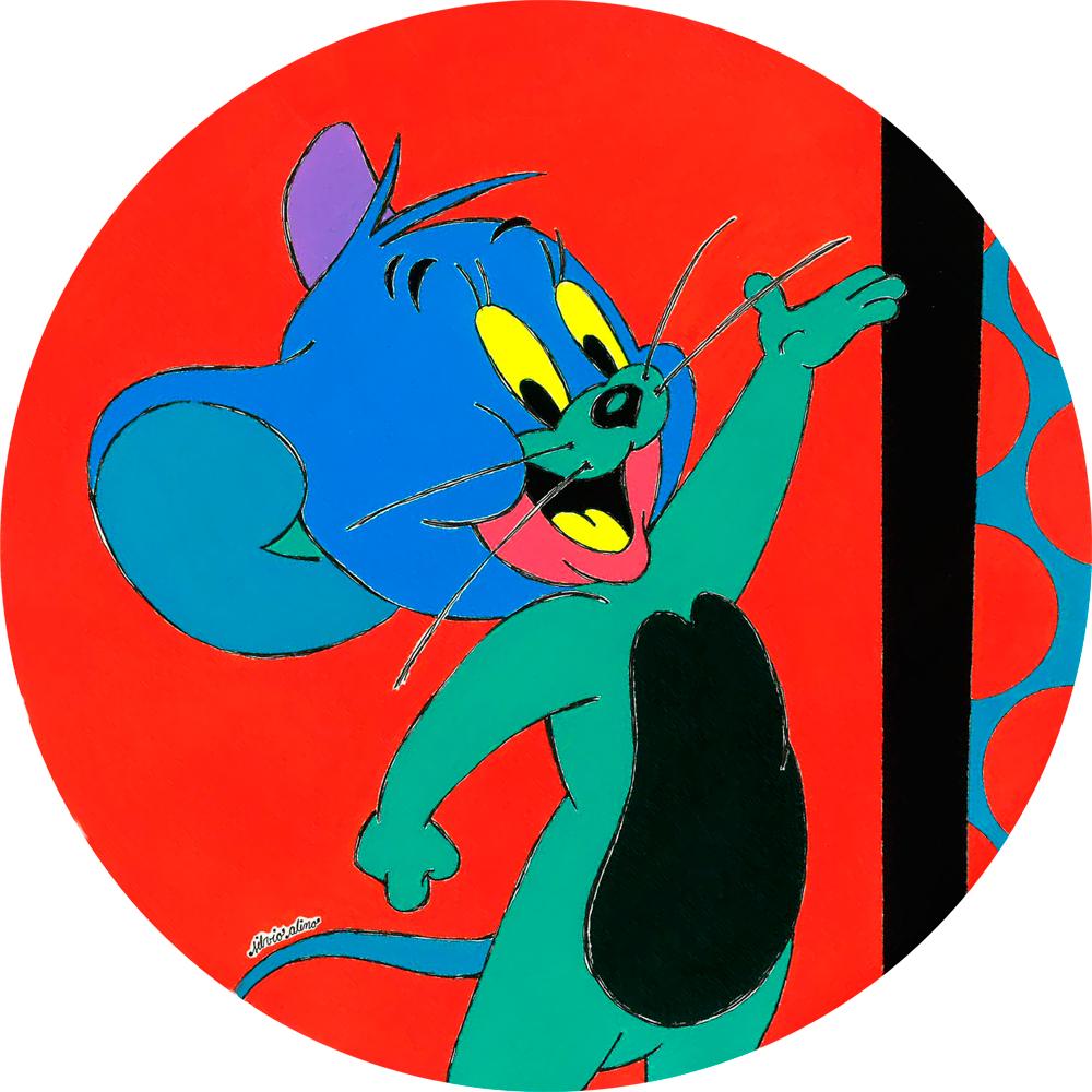 Jerry Mouse No. 4
