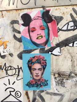 Pop Icon | Madonna and Frida Kahlo