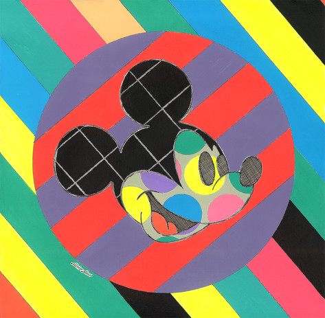 MICKEY MOUSE NO. 13