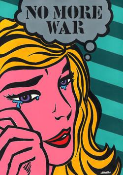 After Lichtenstein | No more war