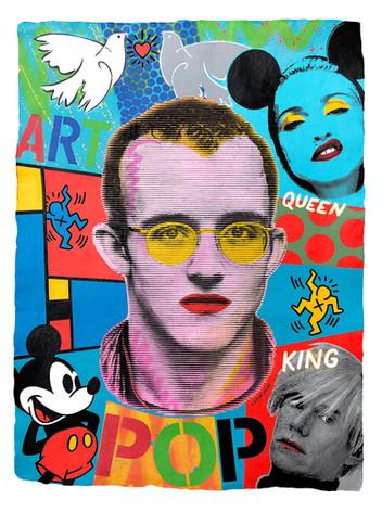 Keith Haring (Pop)