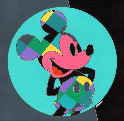 MICKEY MOUSE NO. 9