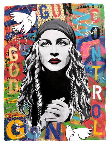 Madame X | Madonna (God Control)