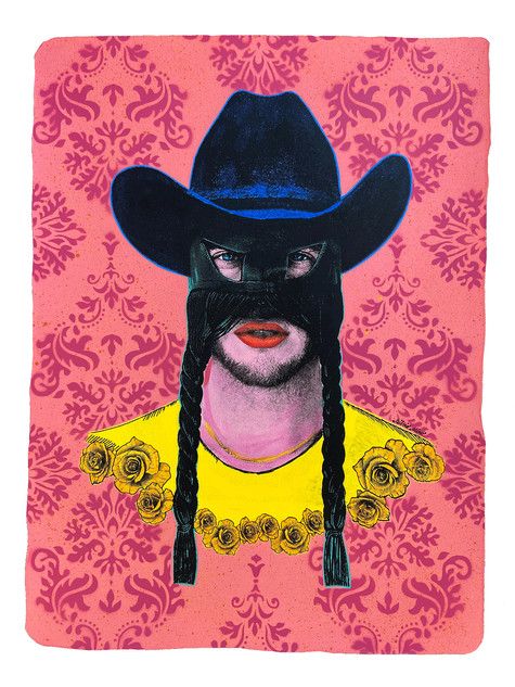 ORVILLE PECK - PINK
