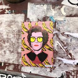 Superstar Andy Warhol