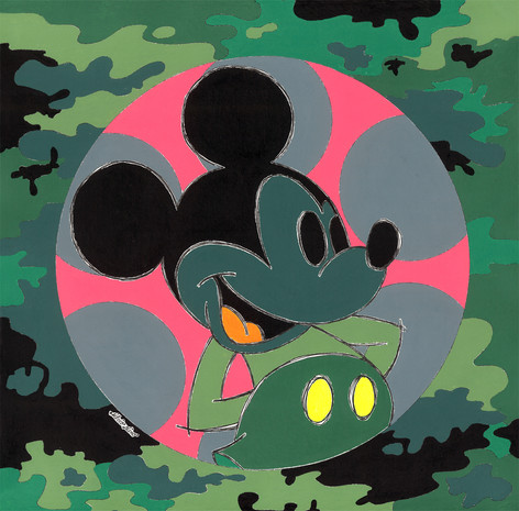 MICKEY MOUSE NO. 12