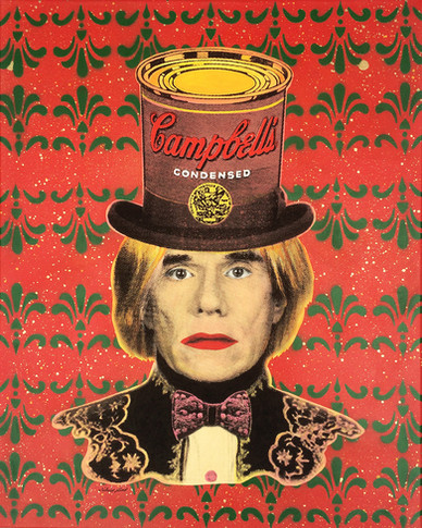 ANDY WARHOL | CAMPBELL´S HAT (Red)
