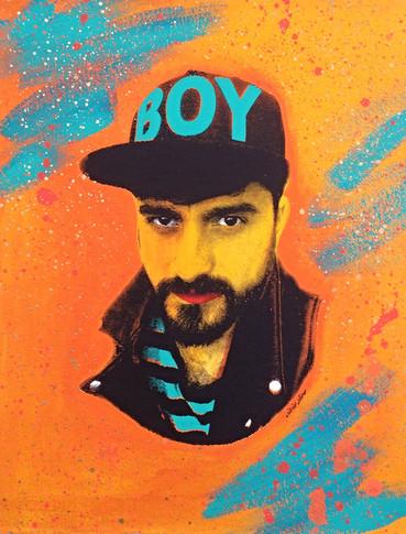 SILVIO ALINO | BOY NO. 14