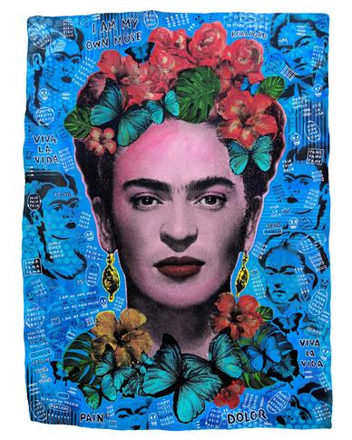 Frida Kahlo (I am my own muse)